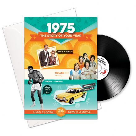 1970 to 1979  The Story of your Year CD/Booklet